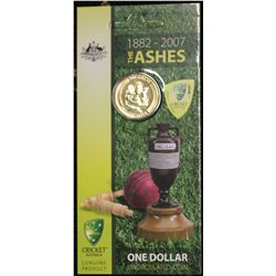 Ashes 2007 Dollars ( 4 Coins)