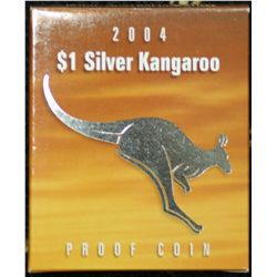 2004 Silver Roo Proof