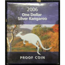 2006 Silver Roo Proof