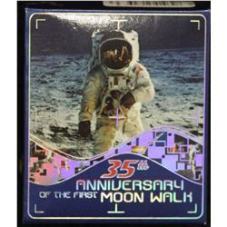 35th Anniversary Moon Walk