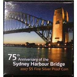 75th Anniversary Harbour Bridge