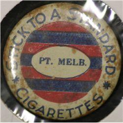 Sniders and Abrahams Football Badge 1909