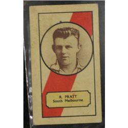 """Clarke Ellis"" ""Sky Pilots"" Football Card"