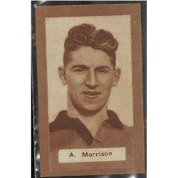 McRobertson Halfpenny Footballers, issued 1934