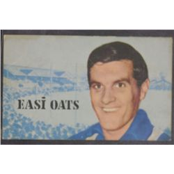 Easi Oats, VFL Footballers , issued 1963