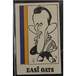 Easi Oats, S.A.N.F.L Footballers, Issued 1951
