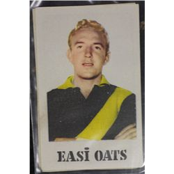 Easi Oats, S.A.N.F.L Footballers, Issued 1953, Series 2