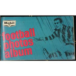 """Mobil"" Football S.A.N.F.L issued 1964"