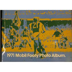"""Mobil"" Football S.A.N.F.L issued 1961"