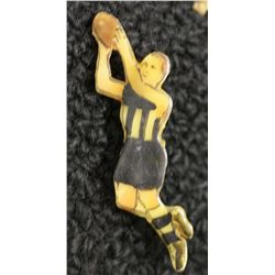 Port Adelaide circa 1930's to 1940's Bakelite supporters badges
