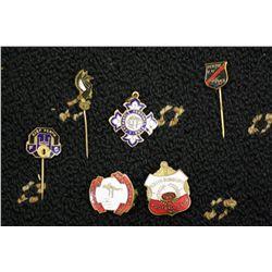 WAFL, 6 Different Badges