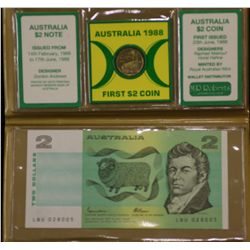 Australia Decimal Notes