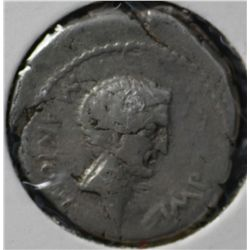 Ancient Rome, Marc Antony Denarius