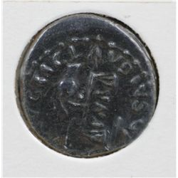 Ancient Rome Claudius Quadrans 41-54 AD gVF