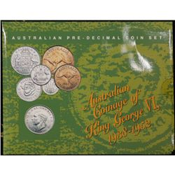 Australia's Coinage of George V & George Vi