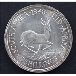 South Africa Crown 1948