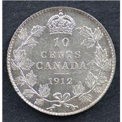 Canada 10c 1912