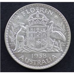 1938 Uncirculated