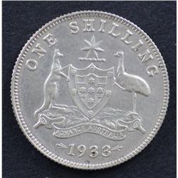 1933 Good VF, Near EF with 8 Pearls