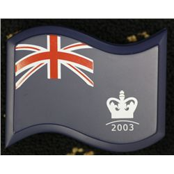 Perth Mint Coronation crown 5oth anniversary 2003 , Proof in blue box of issue