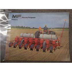 Massey Ferguson Planters Brochure