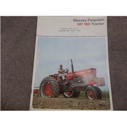 Massey Ferguson MF 180 Tractor Salisbury, MD