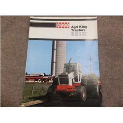 Case Agri King Tractors B & C Milford De