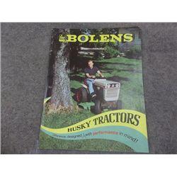 FMC Boldens Husky Tractors Laurel, De