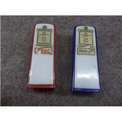 Esso Extra & Esso Salt & Pepper Shakers Wilm. De