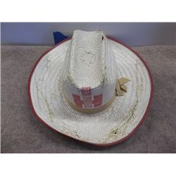 International Harvester Straw Hat