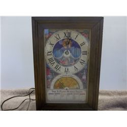 Burpee's Centennial Clock Planting Season Clock