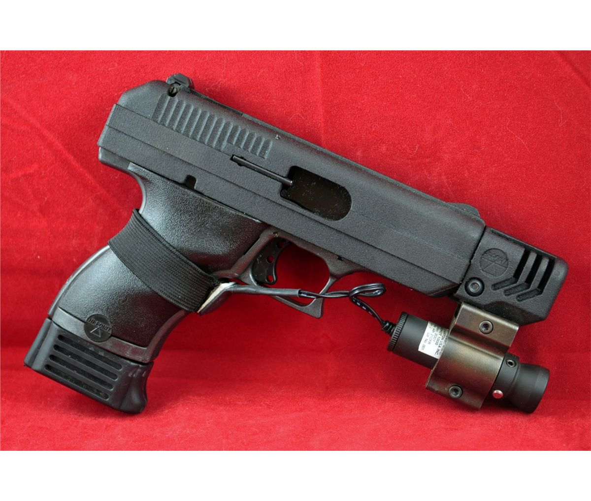 Hi-Point,Model C9, 9MM, with Laser and Aluminum Hard Case