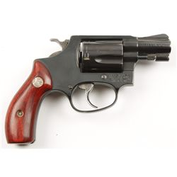 Smith & Wesson Mdl 36-2 Cal .38spl SN:BFB5074