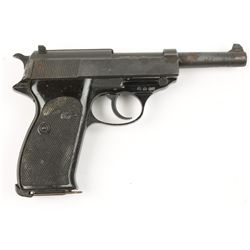 Walther Mdl P-1 Cal 9mm SN:139089
