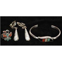 Native American Jewelry Lot