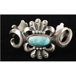 Ladies Turquoise Cuff Bracelet by H Bits
