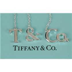 Stunning Sterling Silver Tiffany & Co Necklace