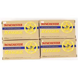 .357 Sig Winchester Ranger Ammo