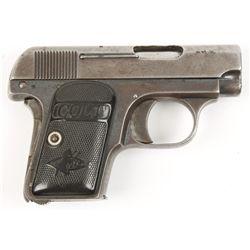 Colt Mdl 1908 Cal .25acp SN:94519
