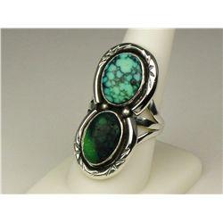 Vintage Sterling Silver Ladies Ring