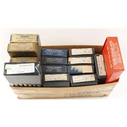 Lot of Pistol Boxes
