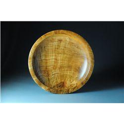 Big Leaf Maple Bowl
