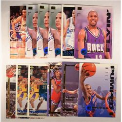 12  --  94 - 95 NBA Rookie Stars, G Robinson Emotion, G Hill Emotion,