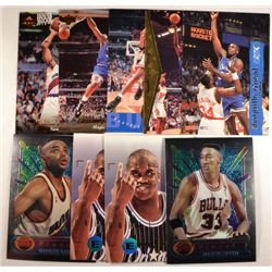 9  --  1994-96 NBA Stars (Barkley Upper Deck, Shaq Upper Deck,
