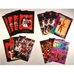14  --  1994-96 Jordan Cards (UD Predictor Nov.-Dec. 1995,