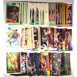 84  --  89 - 98 Boston Celtics cards all different.