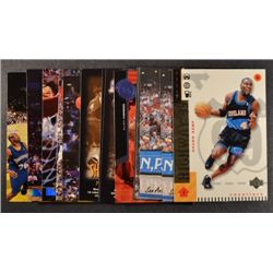 14  --  96 - 99 NBA Stars, Rookies, and Specialty Cards.