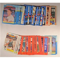 88 misc. 1988 Baseball Cards Specialty Cards, Topps All Star,