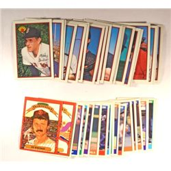 42  --  1989 Baseball Cards, Score, Bowman, Donruss DK few rookie cards.