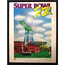 1978 Super Bowl Program